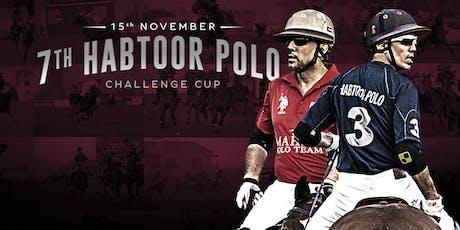 7th Habtoor Challenge Cup tickets