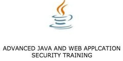 Advanced Java and Web Application Security 3 Days Virtual Live Training in London