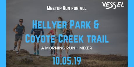 Hellyer Park & Coyote Creek Trail Run tickets