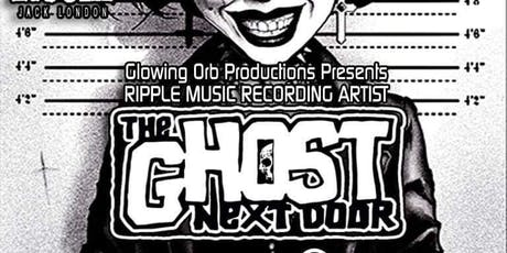 The Ghost Next Door,  Bitter Lake, Hardfail at Elbo Room Jack London tickets