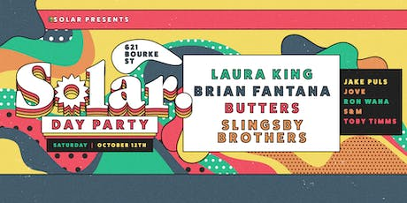Solar. Day Party. tickets