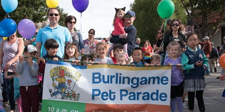 Burlingame Pet Parade tickets