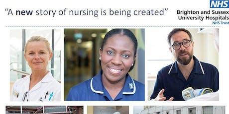 BSUH Final Year Student Nurse Recruitment Event tickets