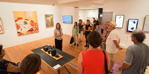 STILL Exhibition: Guided Tour