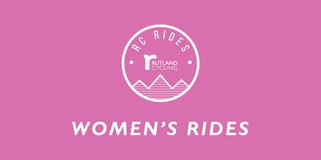 Women's Rides tickets