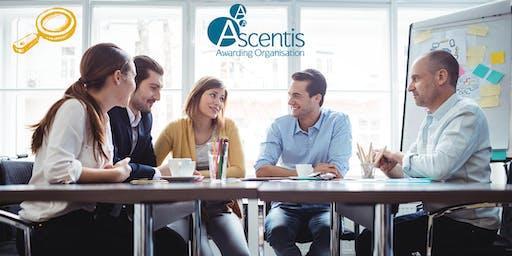 Ascentis Assessor and IQA Event