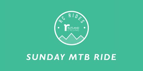 Sunday Morning MTB Ride tickets