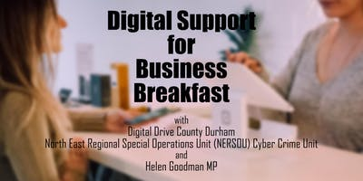 Digital Support for Business: Breakfast Event
