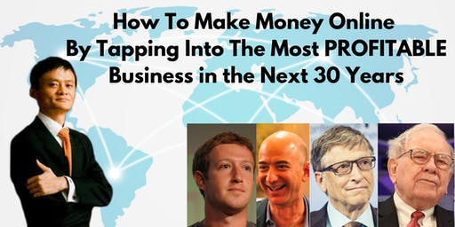 How To Make Money Online By Tapping Into The Most PROFITABLE Business