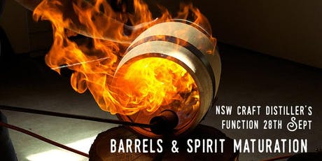 NSW Distillers 2nd Annual Function 2019 – Manly Spirits Co Distillery tickets