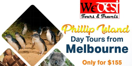 Phillip Island Day Tour Including Lunch and Refreshments tickets