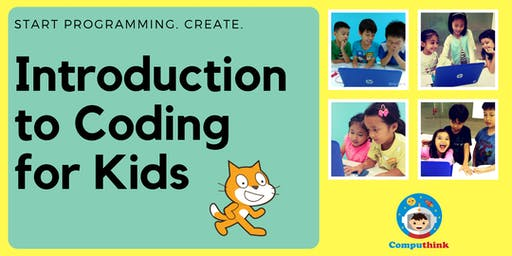 PSLE Marking Holiday Class - Beginner Scratch Coding for Kids