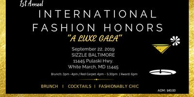 International Fashion Honors
