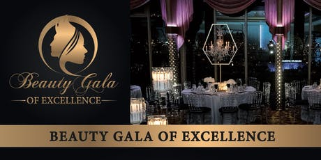 Beauty Gala of Excellence/ Gran Gala de Excelencia de Belleza 2019 tickets