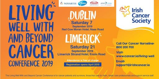 Living Well With and Beyond Cancer Conference 2019