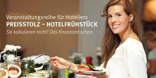 Preisstolz - Hotelfrühstück Obernburg am Main 08.10.2019