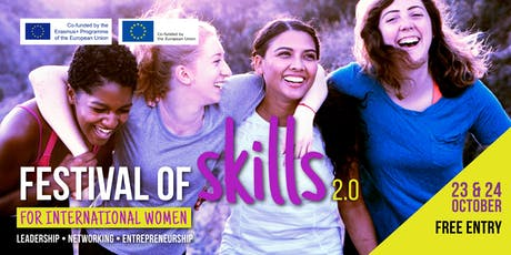 Festival of Skills™ For International Women 2.0 tickets