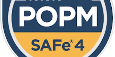 SAFe® Product Owner/Product Manager Public- Israel tickets