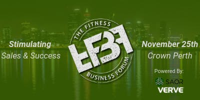 The Fitness Business Forum | Stimulating Sales & Success