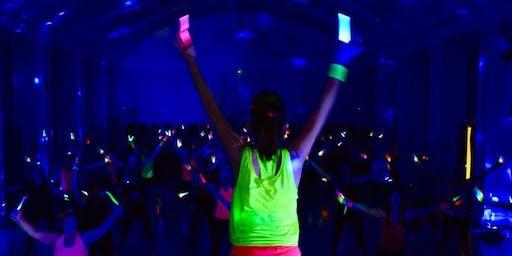ERDINGTON Glow Dance Fitness Class EVERY TUESDAY 6:30pm-7:30pm