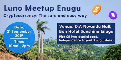 Luno Meetup Enugu tickets