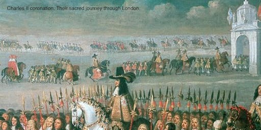 Sacred walk through hidden London: In search of sovereignty.