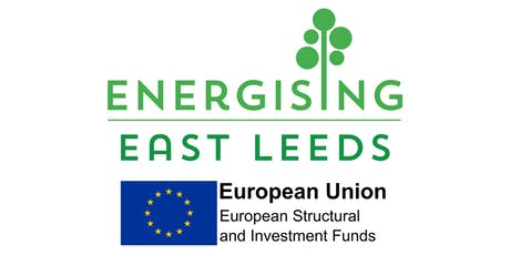 Community Led Local Development East Leeds ERDF Workshop tickets