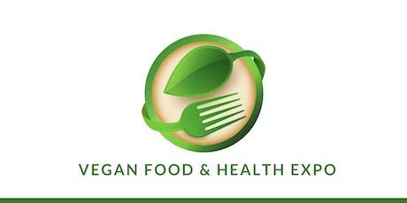 Vegan Food & Health Expo tickets
