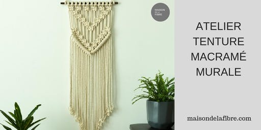 Atelier macramé - Macrame Workshop