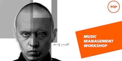 Open Day Workshop: Kako uspeti v glasbeni industriji