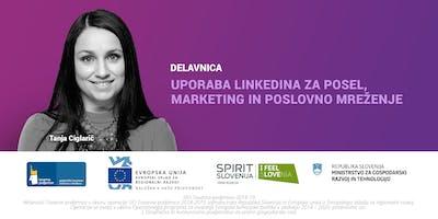 Uporaba LinkedIna za posel, marketing in poslovno mreženje
