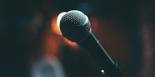 Open-mic series à Planche
