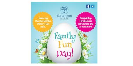 Badminton School Family Fun Morning! tickets