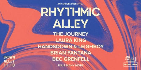 Rhythmic Alley tickets