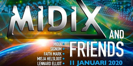 MIDIX And Friends tickets