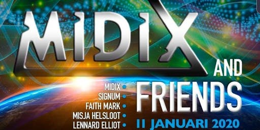 MIDIX And Friends