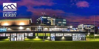 University of Derby Open Day - 7 December 2019 (Derby Campus)