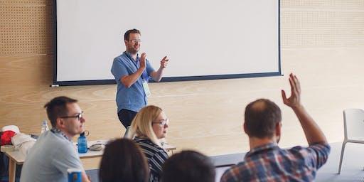 Talking Design: Make Your First Voice Interface -  a workshop with Ben Sauer