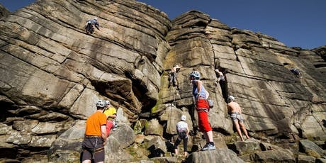 Improvers Rock Climbing Course tickets