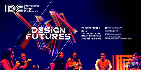 Design Futures: International Design Conference 2019 tickets