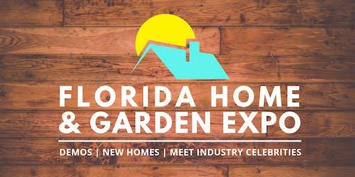 Florida Home & Garden Expo