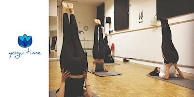 Vinyasa Yoga Sábados – Diego de León – Clase de Prueba