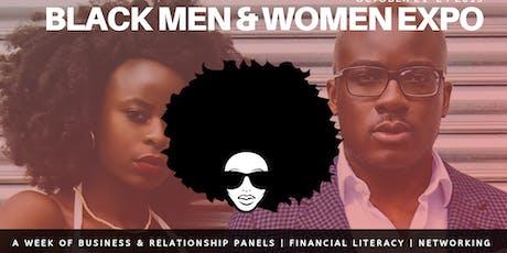 Black Men & Women Expo tickets