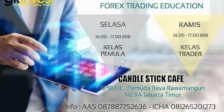 FOREX TRADING EDUCATION (TRADER) tickets