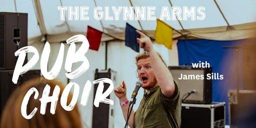 Glynne Arms Pub Choir
