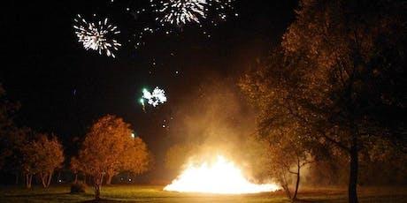 Belchamps Fireworks 2019 tickets