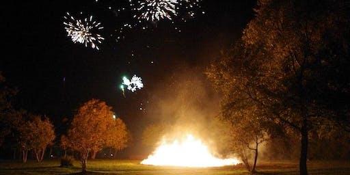 Belchamps Fireworks 2019