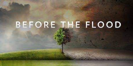 Honeypot Community Movie Night: Before the Flood tickets