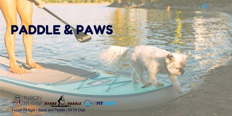 Paddle and Paws, September tickets