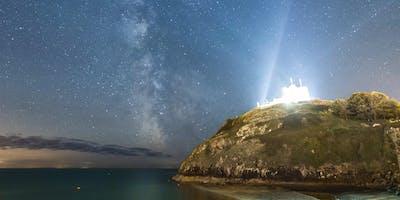 'What Future for Britain's Dark Skies' - Bob Mizon MBE